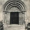 luz hte pyrenées portail église