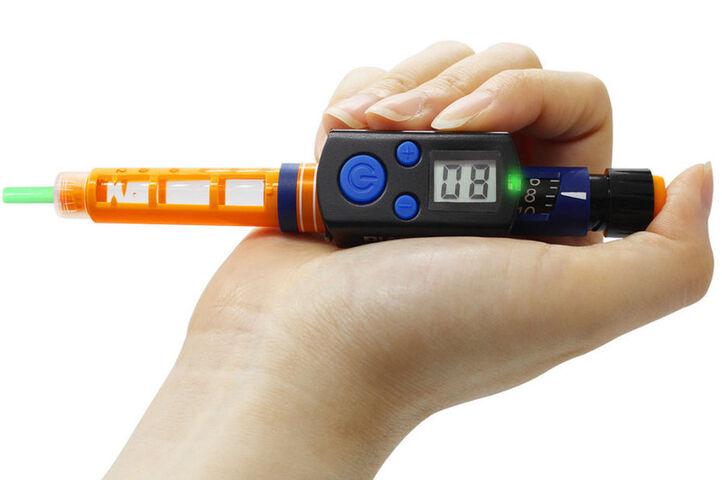 Diabnext connecte les stylos à insuline et glucomètres pour améliorer le quotidien des patients
