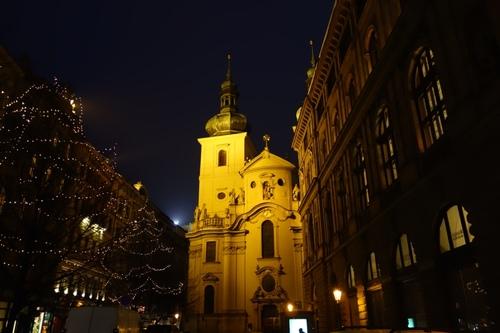 Prague la ville aux cent clochers (Janvier 2016)