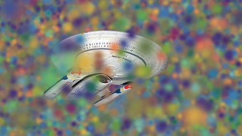 Enterprise au coeur du buisson épineux