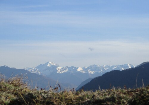 Rando : montagne de Gert (Barousse) - 65