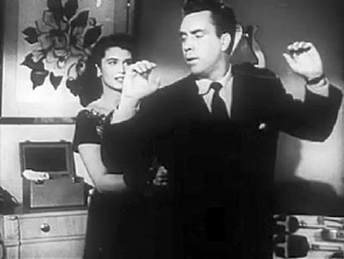 Mort à l'arrivée, D.O.A, Rudolph Maté, 1950