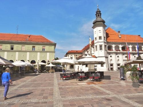 Maribor: le centre historique (photos)
