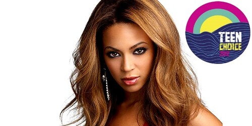 2 Nominations pour Beyonce Aux Teen Choice Awards 2012