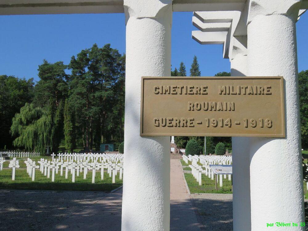 cimetière Roumain