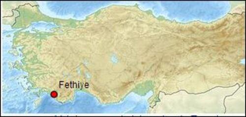 1/ Lycie / une croisière au départ de  Fethive