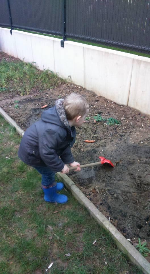 mon petit jardinier