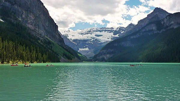 Jour 18 Lake Louise