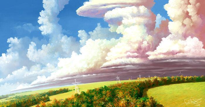 Des peintures fantastiques et drôles de l'illustrateur russe Sergey Svistunov