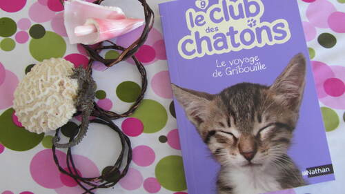 """Le club des chatons"" T.7 ; T.8 ; T.9 NATHAN"