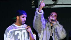 French Montana et Drake en duo sur No Shopping