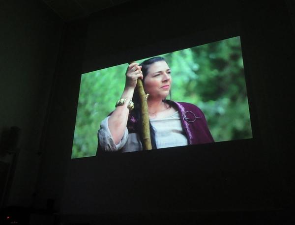 """""""Vix mélodie...""""le clip tourné par la Fabrique à Berlue au Musée du Pays Châtillonnais"""