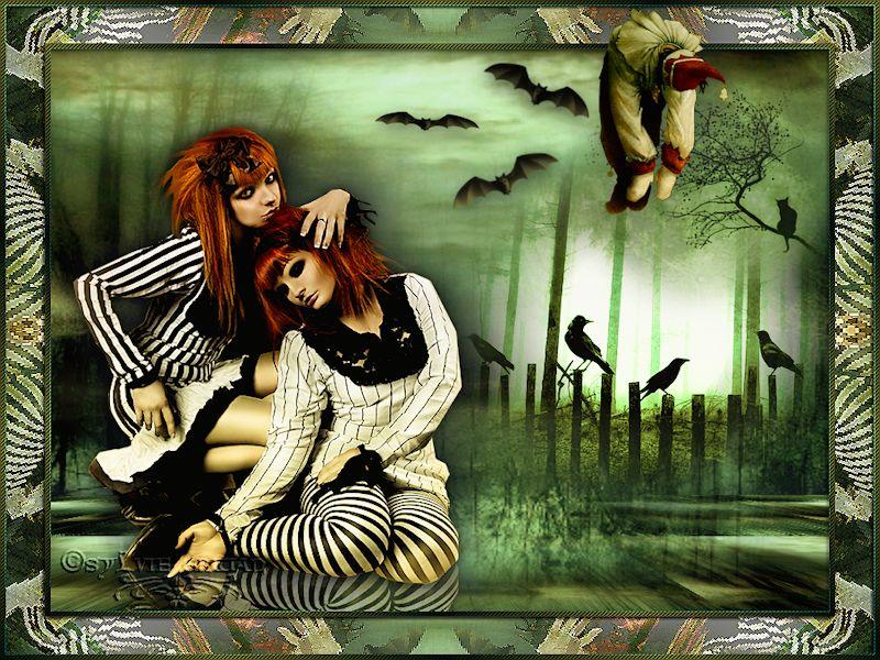 Cadre Halloween 1