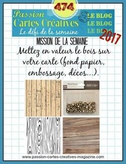 Passion Cartes Créatives #474