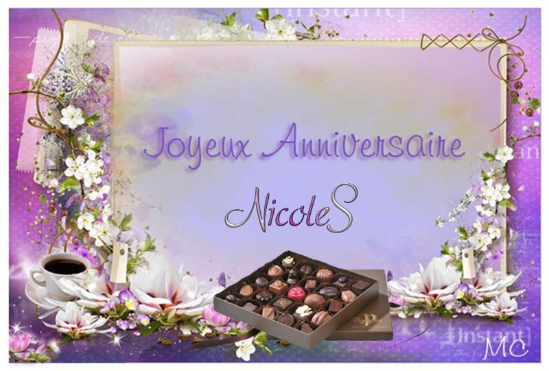 Cadeaux 2019 Anniversaire Lunivers De Nicole