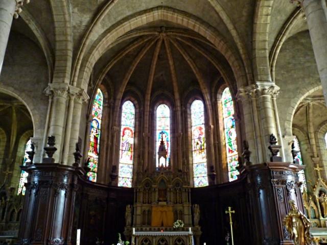 Gorze église Saint-Etienne 41 Marc de Metz 2001