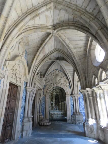 Porto - La Cathédrale et le Cloître