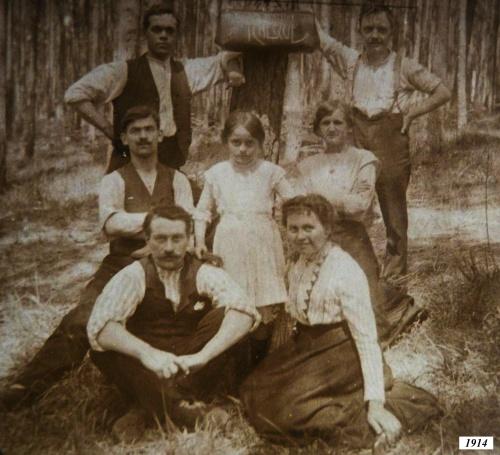 Mes origines Tchèques
