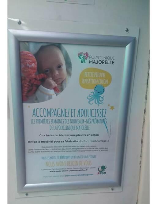 Campagne d'affichage dans les véhicules du réseau Stan (21 au 26/02/2017)