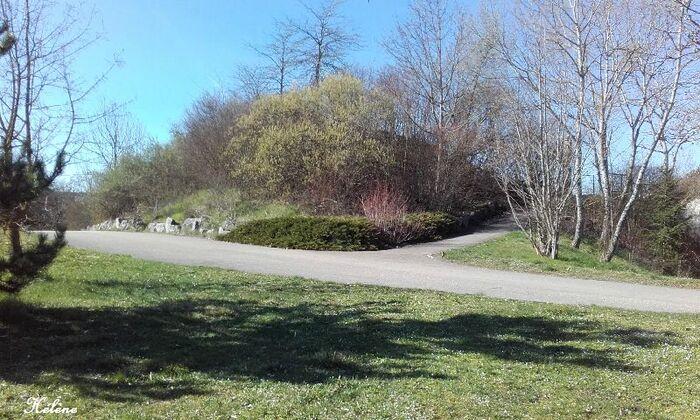 Parc de la Toison d'Or Dijon