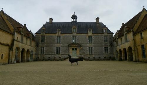 Le château de Brécy