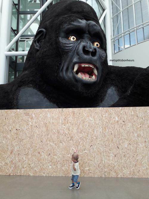 Mes insolites au Centre Pompidou..;