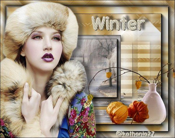 TUTORIEL : A Beautiful Winter Day
