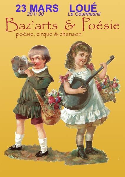 Baz'arts & Poésie