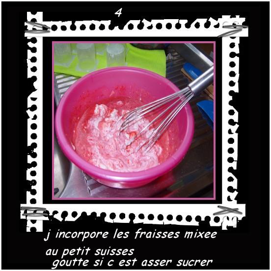 Sucettes suisses à la fraise