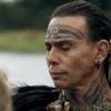 Raoul Trujillo  acteur et danseur américain apache ,vu dans le nouveau monde et Apocalypto