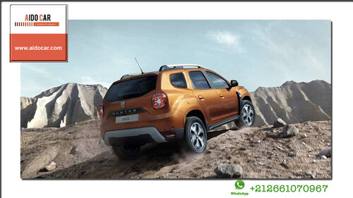 Offre de location de voiture à Casablanca – Dacia Duster