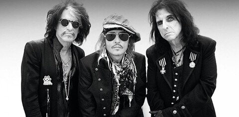 "HOLLYWOOD VAMPIRES - ""I Want My Now"" Clip"
