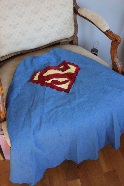 cape super heros