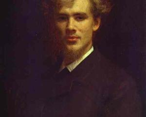 Portrait of the Doctor Sergey Botkin - Ivan Kramskoy