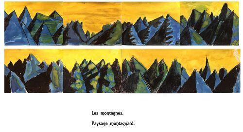 A la découverte des paysages