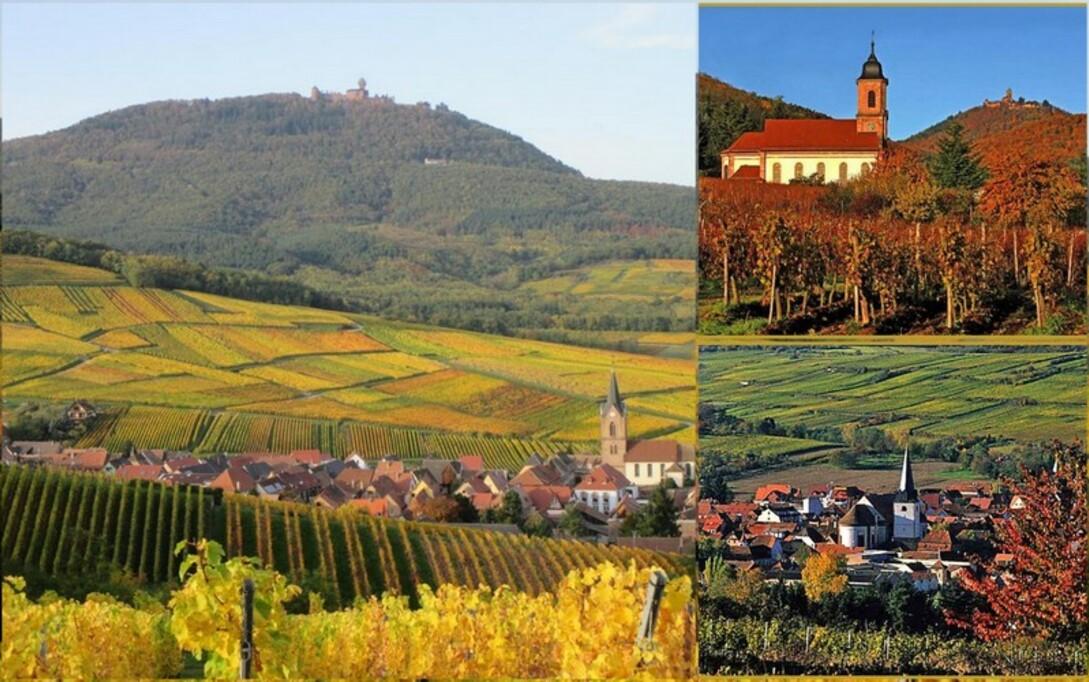 L'automne en Alsace