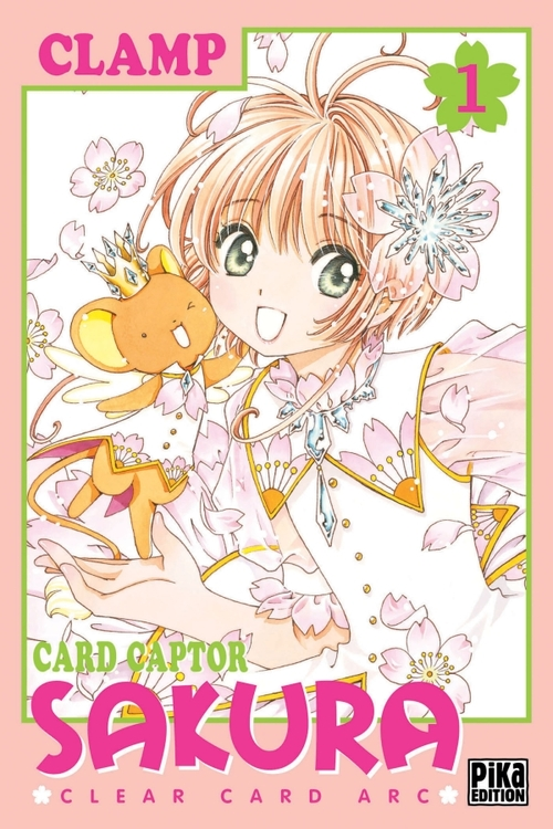 Card captor Sakura : clear card arc - Tome 01 - Clamp