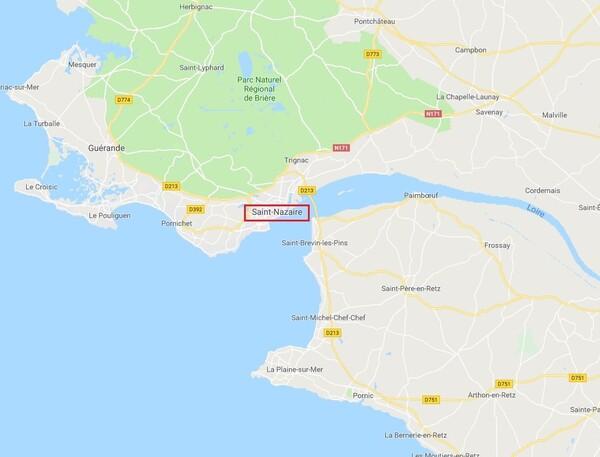 Balade à Saint Nazaire et ses environs (1).