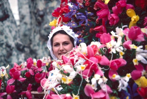 Les festivités de Pâques à Vence.