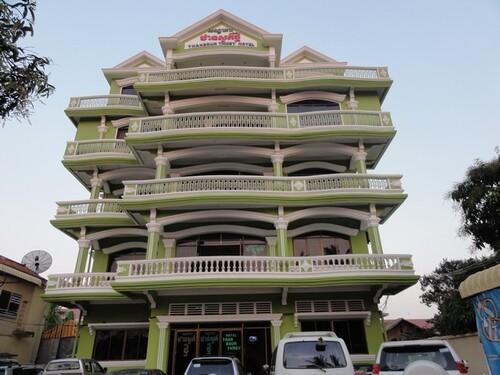 14 février: Battambang, au delà de mes limites