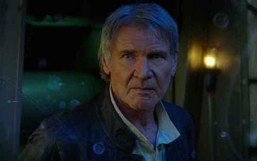 Star Wars épisode 7 : Le réveil de la force où un film ayant un grand succès mais également critiqué