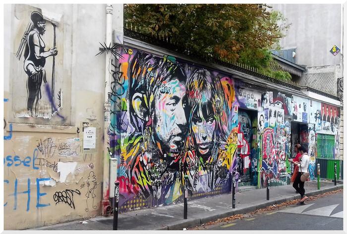 Flâner à Paris. 01