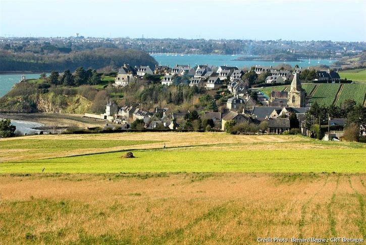 Village de Saint-Suliac
