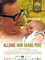 Affiche Allende, mon grand-père