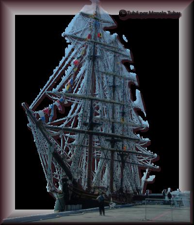 Tubes bateau 2997