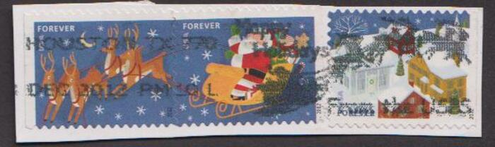 Timbres noël 2014 - 2012 - 2013 divers Pays