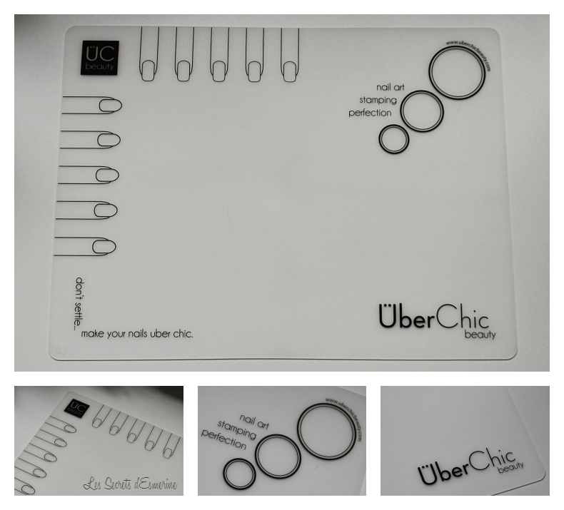 le nail art pour les nuls l 39 uber mat ou la feuille de travail indispensable les secrets d. Black Bedroom Furniture Sets. Home Design Ideas