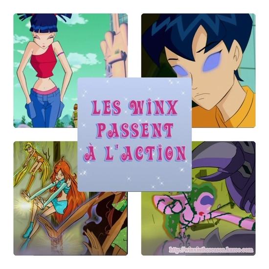 Episode 12 - Les Winx passent à l'action