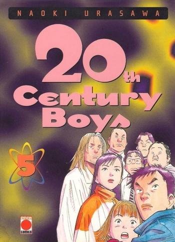 20th century boys tome 5