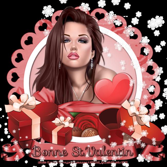 Bonne St.Valentin